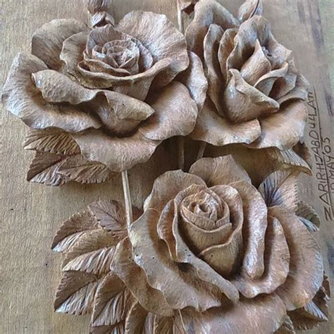 Rose-Carving-Plans