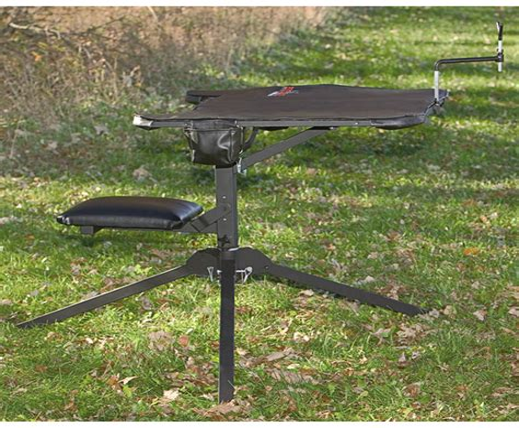 Rotating-Shooting-Bench-Plans