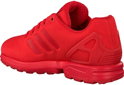 Rote Sneaker Adidas