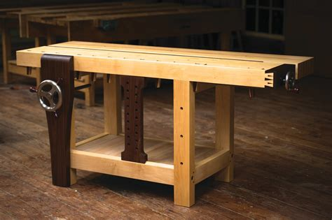 Roubo Woodworking Bench Plans Horst