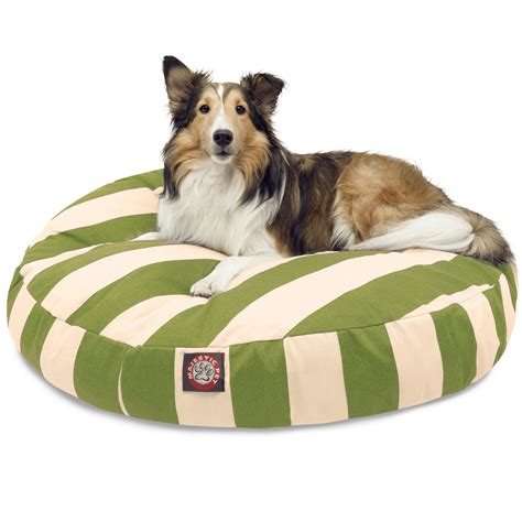 Round Dog Bed Duvet Covers