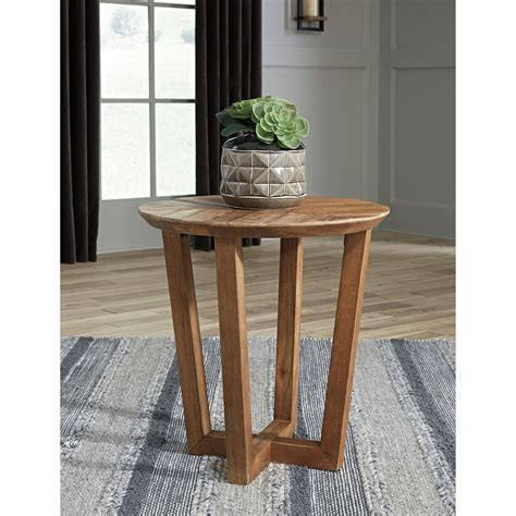 Round Side Table Woodworking Plans