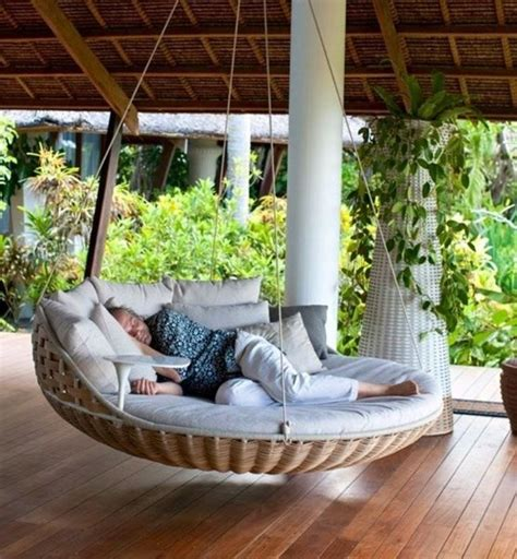 Round Swing Bed In India