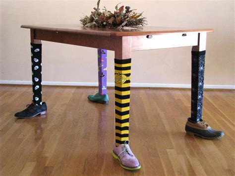 Round Table Legs Diy Halloween