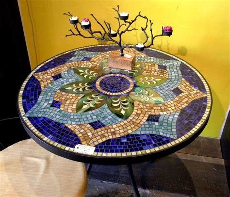 Round Table Mosaic Diy Supplies