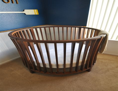 Round-Crib-Plans-Free