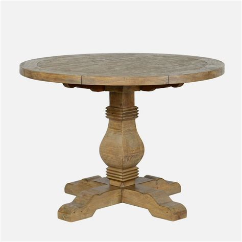 Round-Pedestal-Plank-Farm-Table