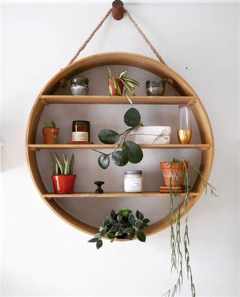 Round-Wood-Shelf-Diy