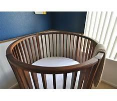 Best Round crib woodworking plans