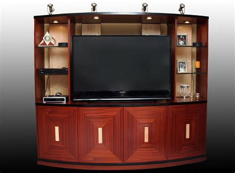 Rounded-Entertainment-Center-Plans