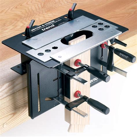Routed Mortise And Tenon Jigs Reviews