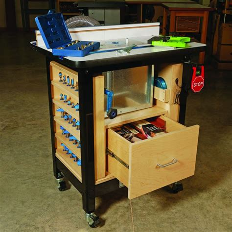 Router Cabinet Plans Free