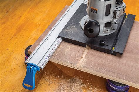 Router Jigs For Dado Cuts