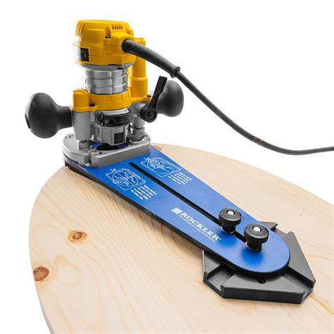 Router Oval Jig