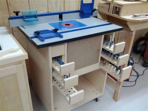 Router Table Cabinet Plans Pdf