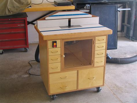Router Table Design PDF
