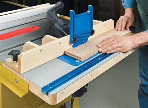 Router Table Extension Plans