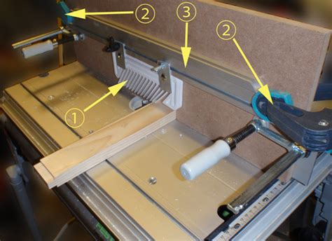 Router Table Featherboard Plans