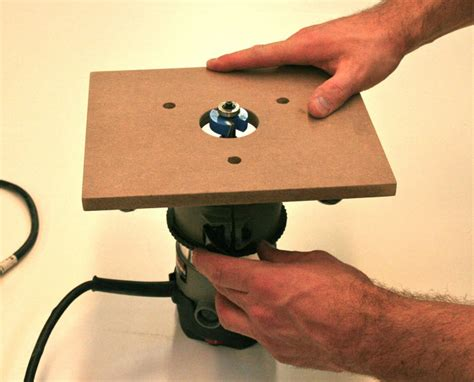 Router Table Insert Diy Videos