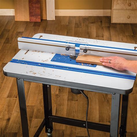 Router table tops Image