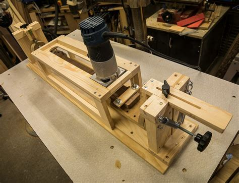 Router-For-Guitar-Building