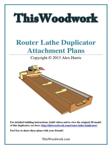 Router-Lathe-Plans-Pdf