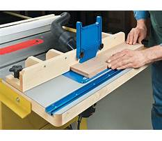 Best Router table extension plans