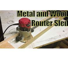 Best Router table sled jig.aspx