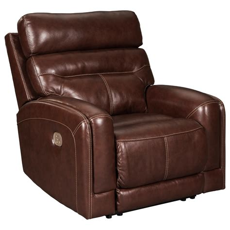 Royal Furniture Leather Recliners
