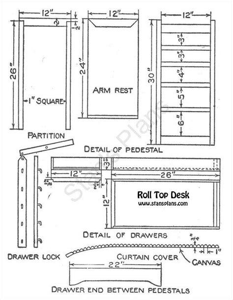 Rpll-Top-Desk-Plans