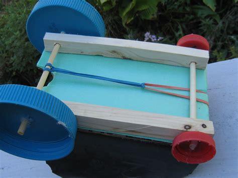 Rubber-Band-Car-Plans