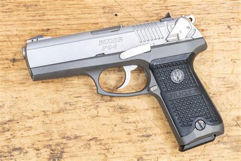 Ruger 40 Caliber Handgun And Colts Manufacturing Company 32 Caliber Handguns