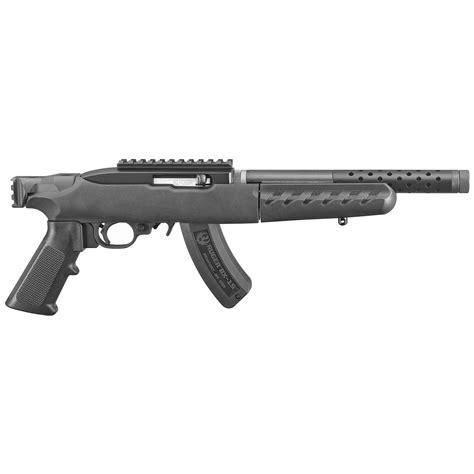 Ruger Charger Blue A2 Pistol Grip And Sig Mcx Virtus Pistol Grip