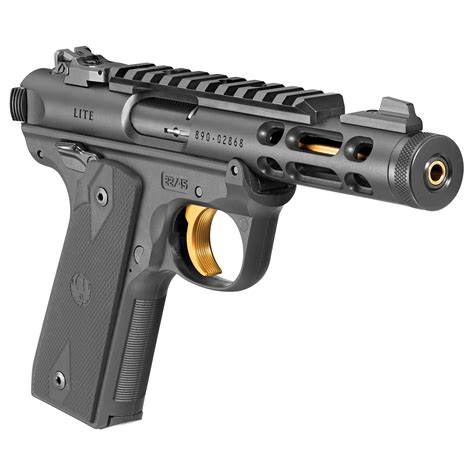 Ruger Mark 4 22 45 And Glock 33 Extended Magazine