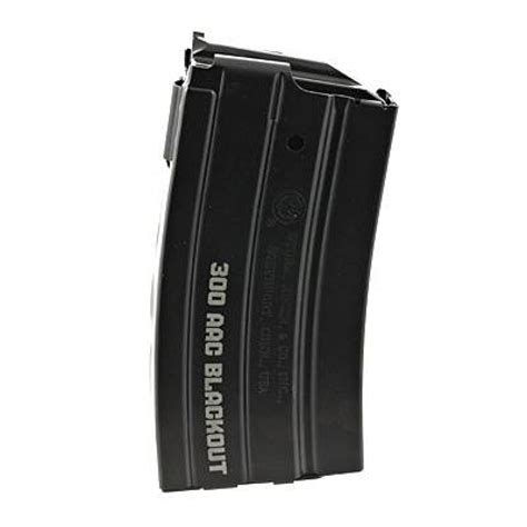Ruger Mini 14 300 Blackout 10 Round Magazine And Ruger Mini 14 9mm