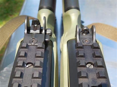 Ruger Mini Rifle Sights Tech Sights And Tacche Di Mira Brownells Italia