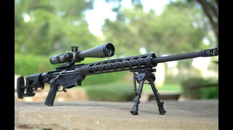 Ruger Precision Rifle 6 5 And Ruger Air Rifles 22 Caliber