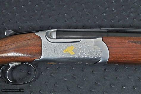 Ruger Red Label 28 Gauge Shotgun And Savage M301 Shotgun