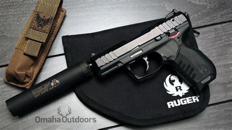 Ruger Self Defense Weapon And Saiga 12 Gauge Shotgun