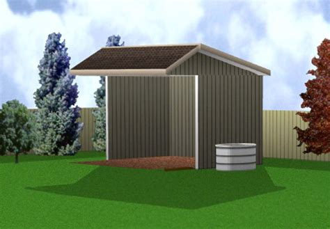 Run-In-Shed-Plans-Free