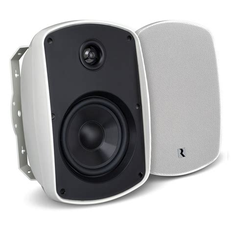 Russound 3165-532832 4' Outdoor Speaker White
