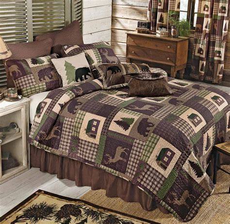 Rustic Bedding Decor
