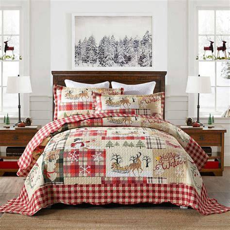 Rustic Bedding Queen Size