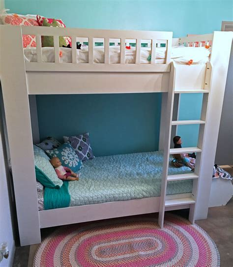 Rustic Bunk Bed Diy Design