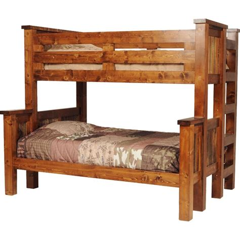 Rustic Bunk Bed Patterns