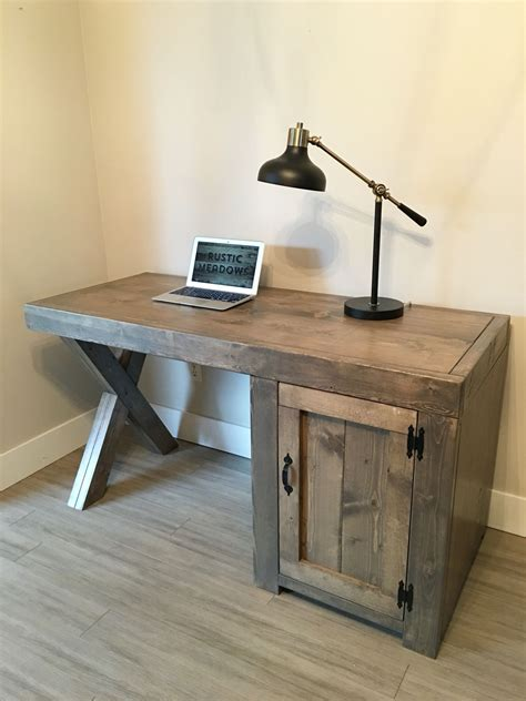 Rustic Computer Desk Diy Projects