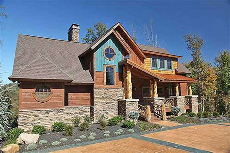 Rustic Cottage Plans Under 2200 Square Feet