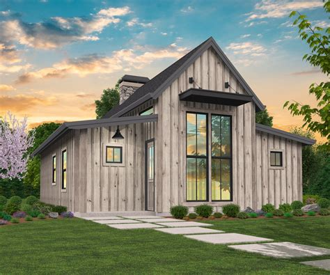 Rustic Country Cabin House Plans