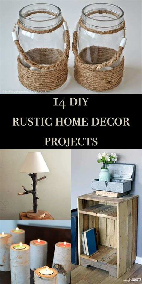 Rustic Diy Projects