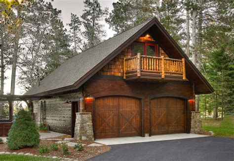 Rustic Garage Plans With Apartment